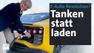 Neues E-Auto? 3 Minuten tanken, 800 Kilometer fahren, ohne Ladekabel | Die Story | Kontrovers | BR24