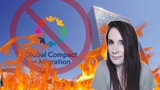 One World Government Is Now INEVITABLE - The UN Global Migration Compact EXPOSED!