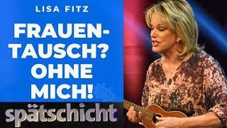Lisa Fitz zum Deppenfernsehen