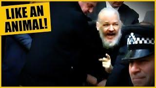 TRUMPed Up Charges, Secret Tapes, And The End For Assange