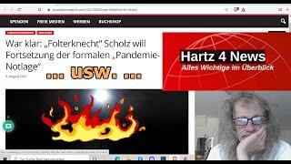 """""""Fortsetzung der formalen Pandemie-Notlage und vieles mehr!!!"""" ..."""