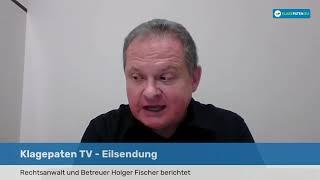 Klagepaten TV - Eilsendung LIVE! Werden Bewohner von Alten- und Pflegeheimen überrumpelt?