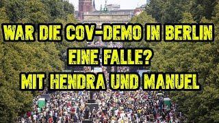 War Die Cov-Demo am 1.8.2020 eine Falle?