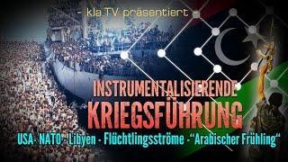 Instrumentalisierende Kriegsführung | 29. August 2015 | www.kla.tv (Dokumentarfilm)