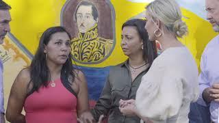 Ivanka Trump fliegt nach Kolumbien - Handelsbeziehungen knüpfenisits Colombia