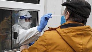 """RKI-Präsident Wieler: """"Wir müssen damit rechnen, dass sich das Virus unkontrolliert ausbreitet."""""""