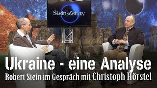 Ukraine:  Eine Analyse - Christoph Hörstel bei SteinZeit