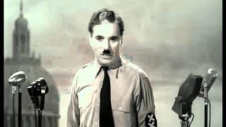 Charles Chaplin's Rede an die Menschheit