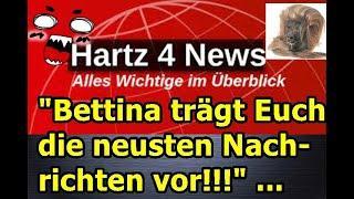 """""""Bettina trägt Euch die neuesten Nachrichten vor!!!""""..."""