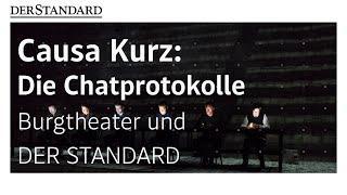 Okt 2021 - Causa Sebastian Kurz: Die Chatprotokolle