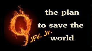 Anschauen ! Das wird euch umhauen ! JFK Jr -  #WWG1WGA - USA Präsidentschaft 2020