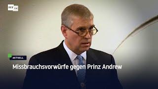 """Epstein-Affäre: """"Er weiß, was er getan hat"""" – Virginia Giuffre verklagt Prinz Andrew"""