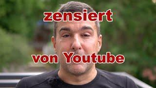Bloss kein Wort zur Impfung: Warum mich Youtube zensierte und Löschung androht –Meinungsterror 2021