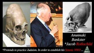 Jacob Rothschild. Anunnaki-Reptilian. Bankster. PINDAR - The Lizard King