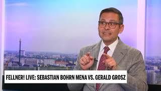 50 Prozent der Gastronomen werden Regierungsmaßnahmen nicht überleben - Gerald Grosz in Fellner Live
