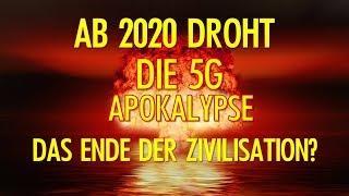 bitte breit verteilen - 5G - Apokalypse - Das Ende der Zivilisation