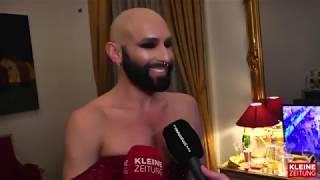 23.02.2019 - Tuntenball: Conchita grautliert zum Geburtstag