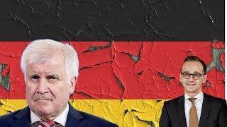 Horst Seehofer der stammelnde Blender!