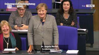 Ausschnitte aus Reden von Angela Merkel