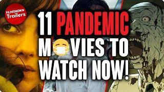 11 PANDEMIC MOVIES