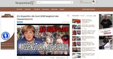 EU-Expertin: Ab Juni 2018 beginnt der Massensturm!