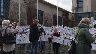 02.11.2019 Berlin MahnmalGegenDasVergessen