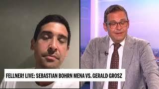 Die Heuchelei der Klimasektierer - Gerald Grosz in Fellner Live
