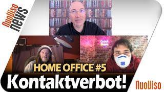 Coronakriese - Nuoviso im Home Office ☺     #5