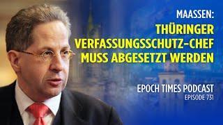 """CSU-Generalsekretär sieht Maaßen als """"Belastung im Wahlkampf"""""""