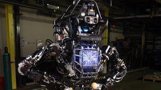 Von der Naivität intelligenter Entwickler - US Future Military Robots - DARPA Boston Dynamics - SKYN