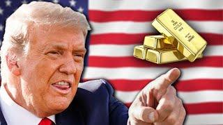 Trump will Goldstandard! - Das passiert jetzt mit dem Goldpreis