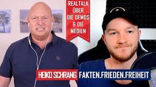 Mega-Interview: Demos werden Deutschland überrollen!
