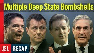 Multiple Deep State Bombshells - Huge Developments