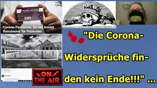 """""""Die Corona-Widersprüche finden kein Ende!!!"""" ..."""