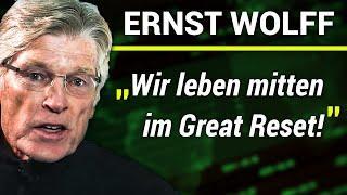 """""""Der Großteil der Menschheit ist hoffnungslos verloren!"""" - Ernst Wolff"""