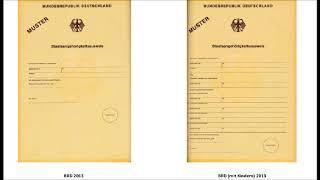 Rechte bei BRD Gerichten - Conrebbi