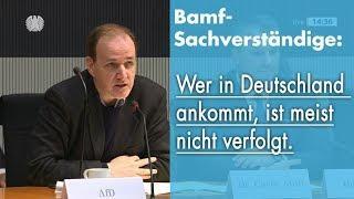Anhörung im Innenausschuss zu sicheren Herkunftsländern | Dr. Gottfried Curio