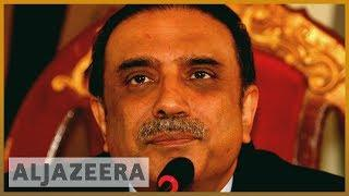 Pakistan's ex-president Ali Zardari arrested for money laundering