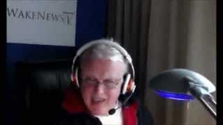 Ralph Boes auf Wake News 2012-11-22