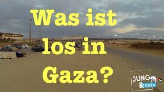 """Was ist los in Gaza ? (Bericht aus 2014, von """"Jung + Naiv"""" Folge 187"""