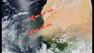 Satellites Spot Massive Dust-Pocalypse Headed Toward America's