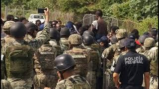 Mexico Deploys 15,000 UN Backed Troops to US Southern Border