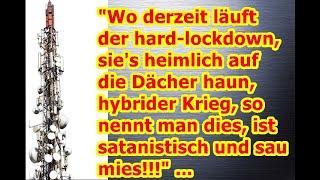 """""""Nicht nur die C-Maßnahmen vernichten, auch 5G und weitere hybride Kriegsformen!!!"""" ..."""
