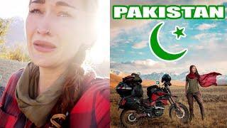 Rosie Gabrielle - ein verrücktes Weib - ein Engel auf Erden - Leben am Limit - Paksistan hat ihr Leb