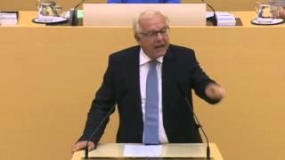 Flüchtlingsdebatte / Tumult im bayerischen Landtag