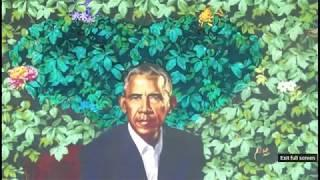 Portrait of Obama, The  SERPENT from the Garden,,It is FINISHED!!!