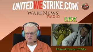 Modus Selbstzerstörung - Endzeit? UNITEDWESTRIKE Radio-Marathon Heinz-Christian Tobler 20140913