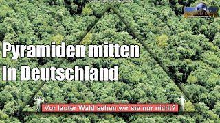 """Riesige """"Pyramiden"""" in Deutschland -"""