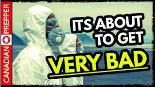 WARNING: Market Crashing/ Pandemic Imminent