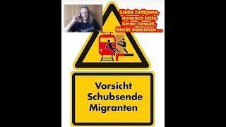 Schrumpfkopf TV / Liebe Indigene, dennoch bitte keine Gewalt, bleibt besonnen ...